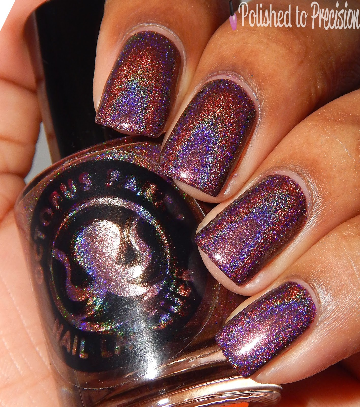 Octopus Party Nail Lacquer Evil Live!