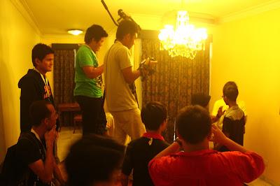 Kem Pembangunan Remaja Kreatif SKMM 2012