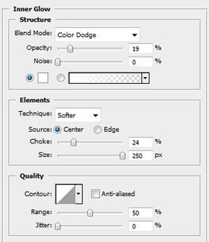 Cara Membuat Teks Dengan Efek Kaca
