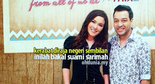 Bakal Suami Sarimah Ibrahim, Tunku Nadzimuddin Tunku Mudzaffar