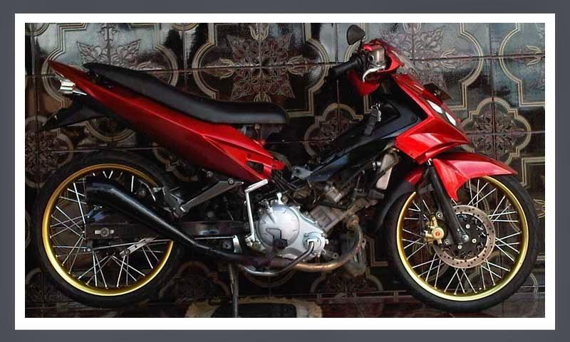 Bore Up Yamaha Jupiter Mx Gunakan Blok Cylinder Vixion