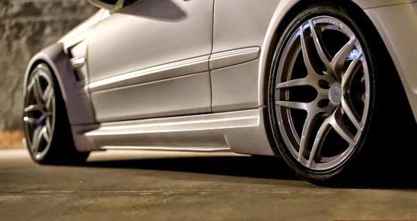 w209 wheels