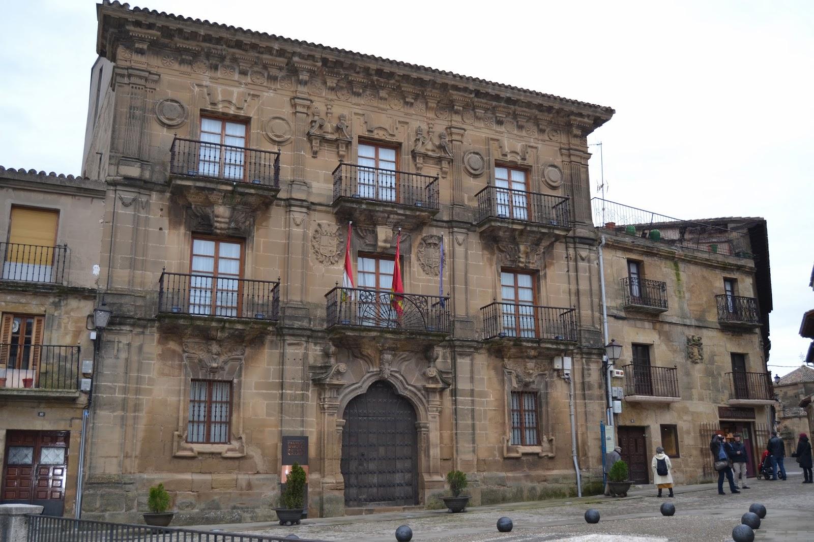 Palacio de San Nicolás, Briones. Guía de viaje de La Rioja Alta. Tu Maleta.