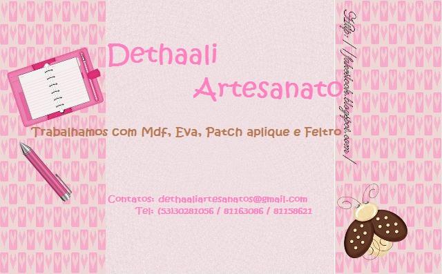 Dethaali Artesanatos