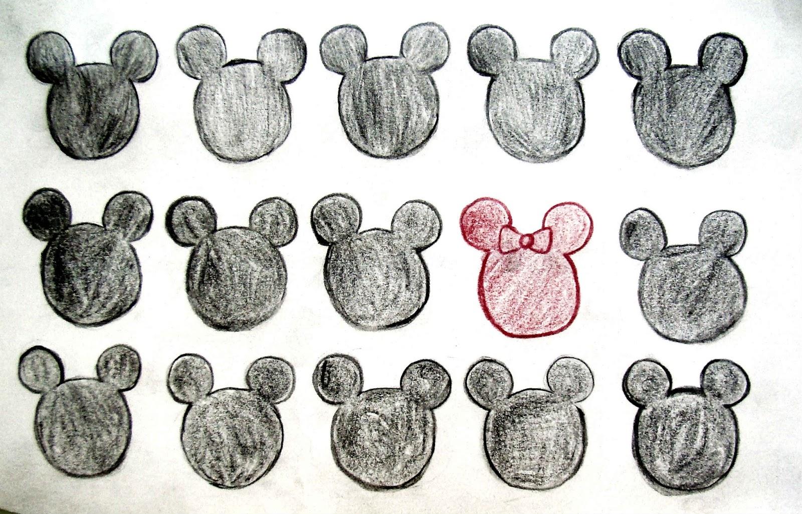 Draw on Monday... Disney
