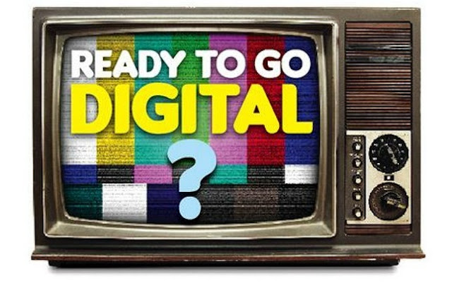Ready to go digital ?