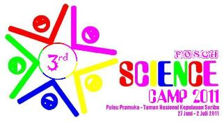 Event FOSCA : PIKIR (Science Camp) 2011