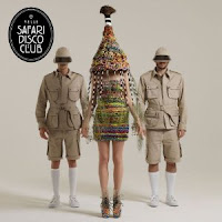 Yelle, Safari Disco Club, cd, new, album, cover