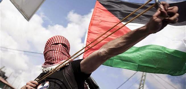 """""""Η Φωνή της Παλαιστίνης"""""""
