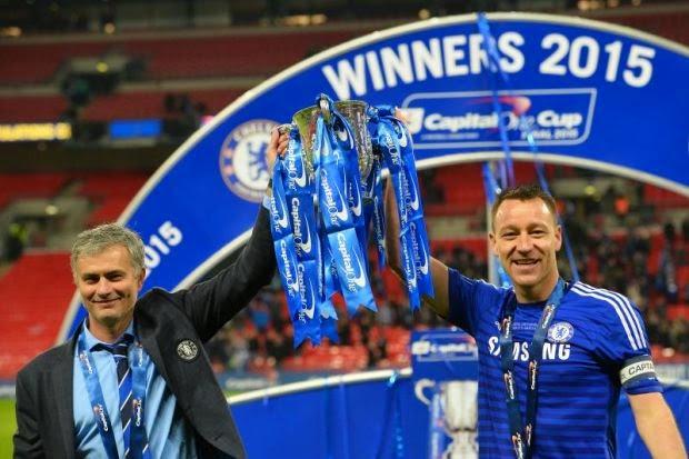 Chelsea Juara Piala Liga Selepas Benam Tottenham 2-0 , info sukan, bola sepak, Piala Liga