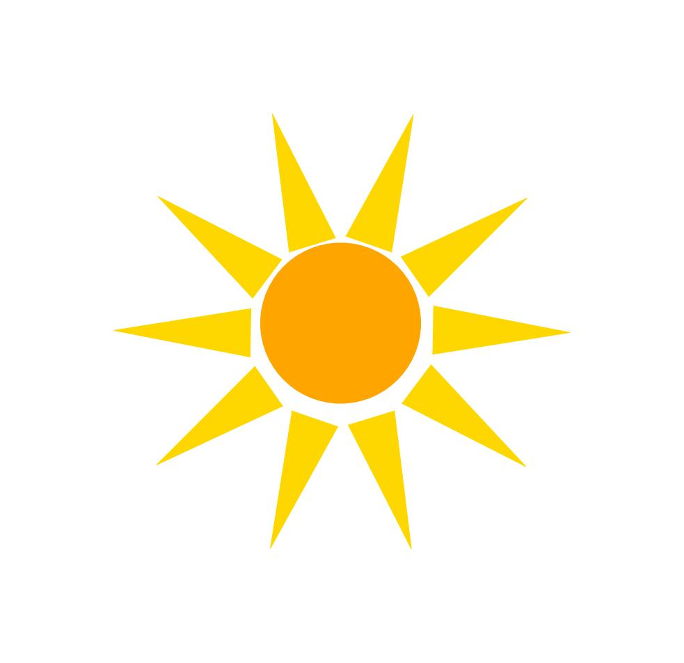 vamos a programar vamos a programar el dibujo de un sol