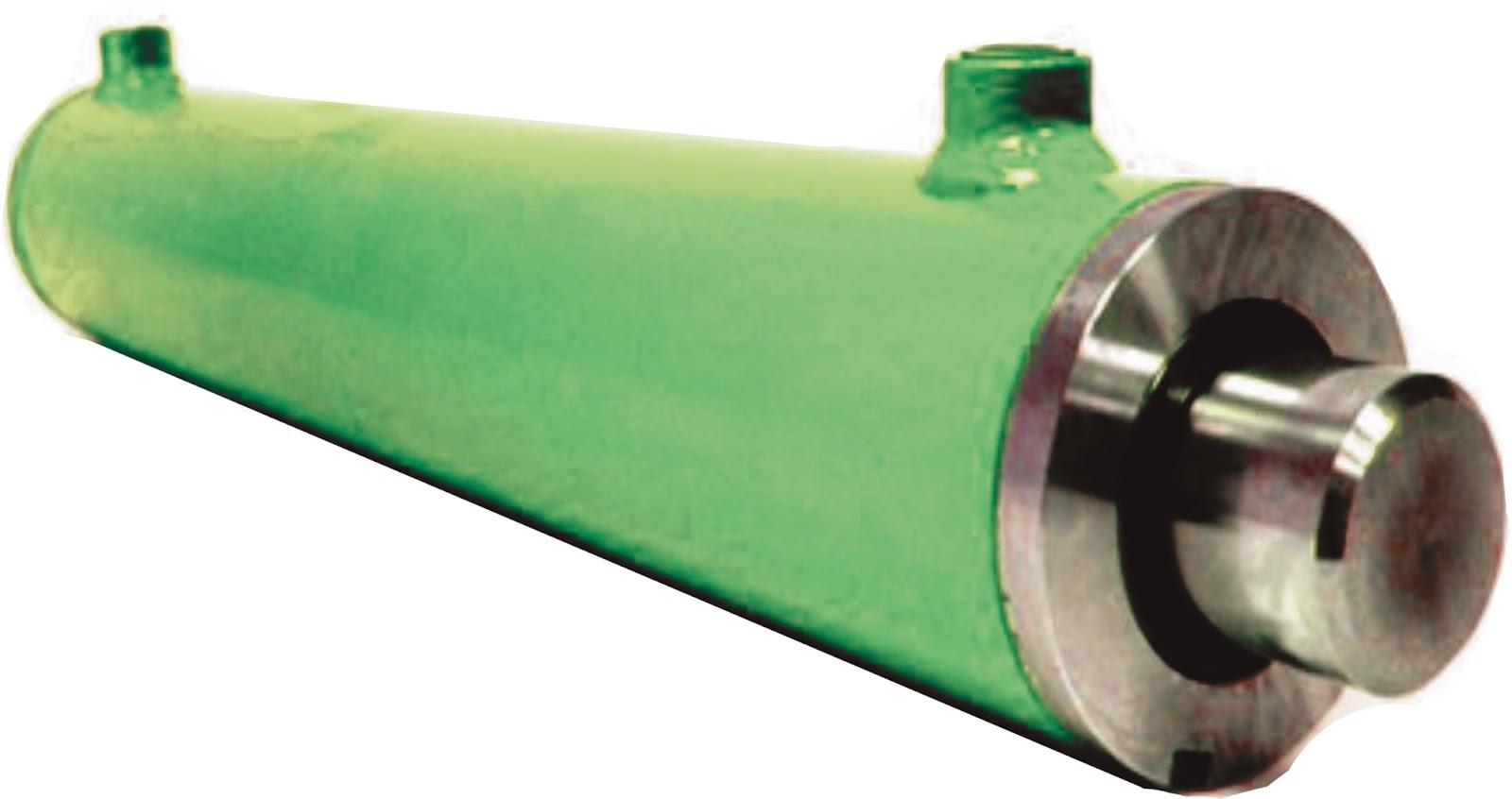 Pistones hidraulicos 6 en tubo x 90cm carrera for Precio ascensor hidraulico 3 paradas