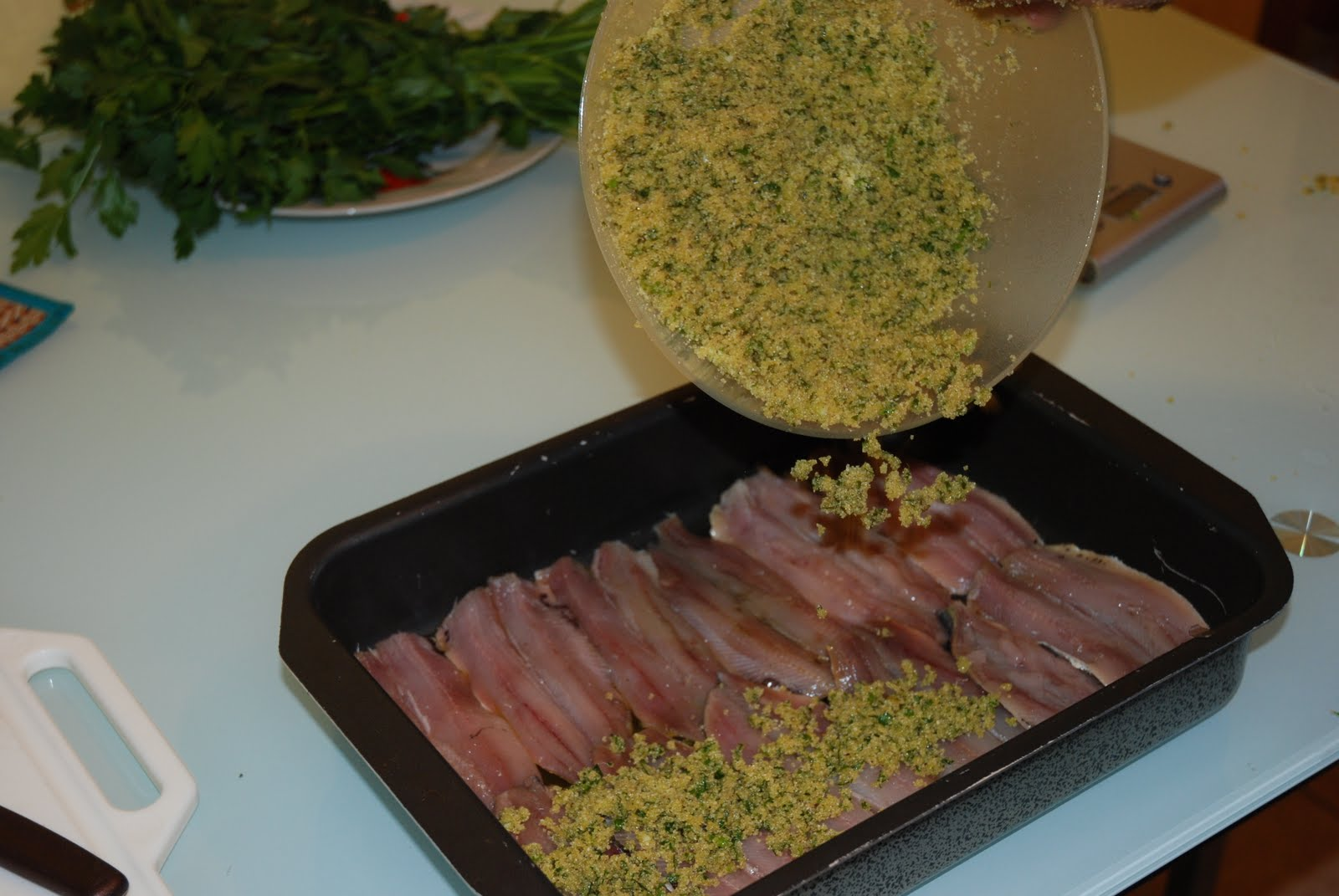 le ricette di alex sarde gratinate al forno