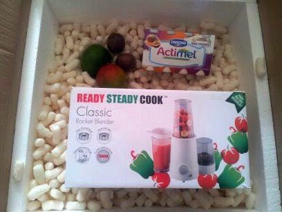 Actimel Mango and Passionfruit Fruit Smoothie Kids Healthy Drink Cook