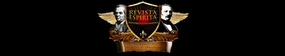 revista espírita histórica e filosófica