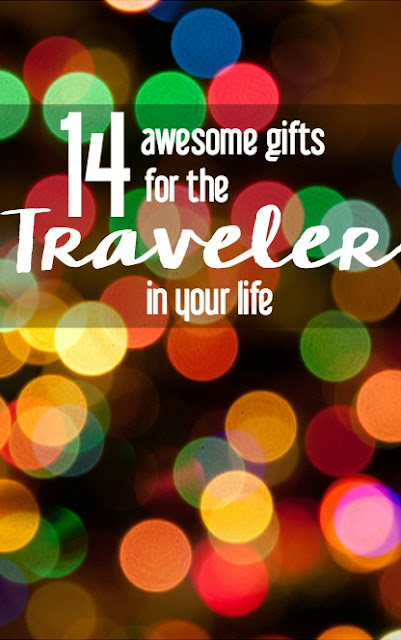 14 Awesome Gifts for the Traveler in Your Life | CosmosMariners.com