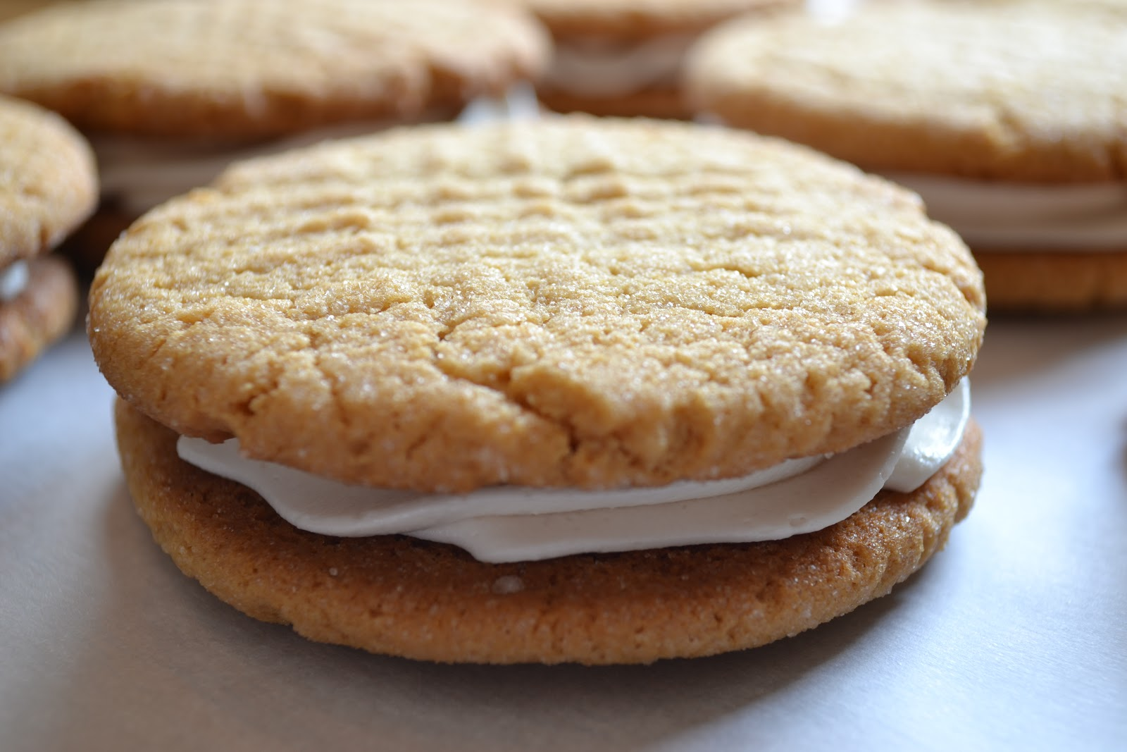 Made with honey, these are not your ordinary peanut butter cookies ...