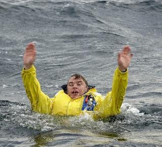 Sandy storm rescue