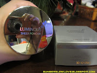 Tony Moly Party Lover Luminous Sheer Powder
