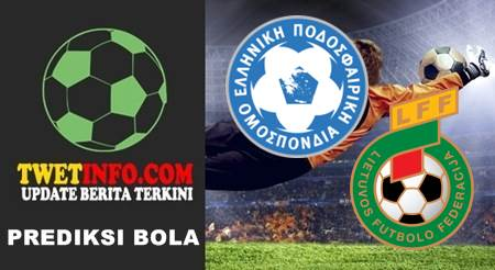 Prediksi Greece U19 vs Lithuania U19