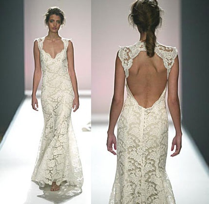 Monique Lhuillier Wedding Dresses | Style Me Pretty