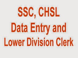 SSC CHSL LDC DEO Exam Pattern and Selection Process