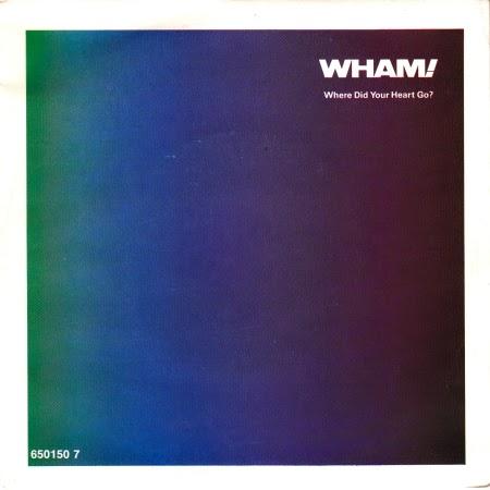 Wham! - Wham Rap (Enjoy What You Do) (Special US 12