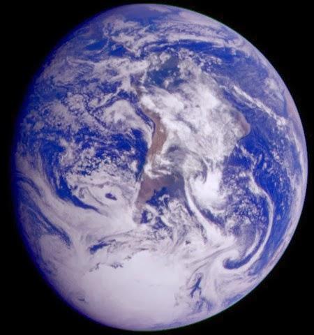Apa yang Akan Terjadi Jika Tiba-Tiba Bumi Berhenti Berputar?