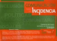 COMUNICACION PARA LA INCIDENCIA