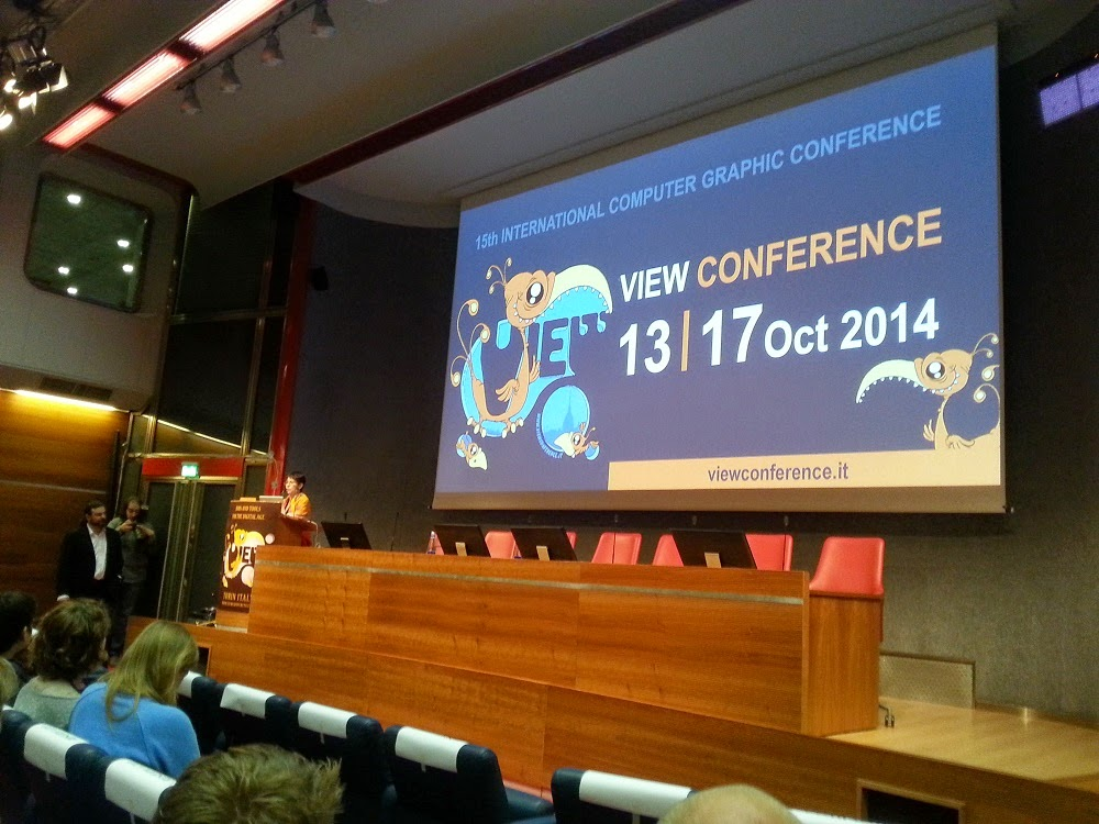 View Conference 2014 - Sala Cavour