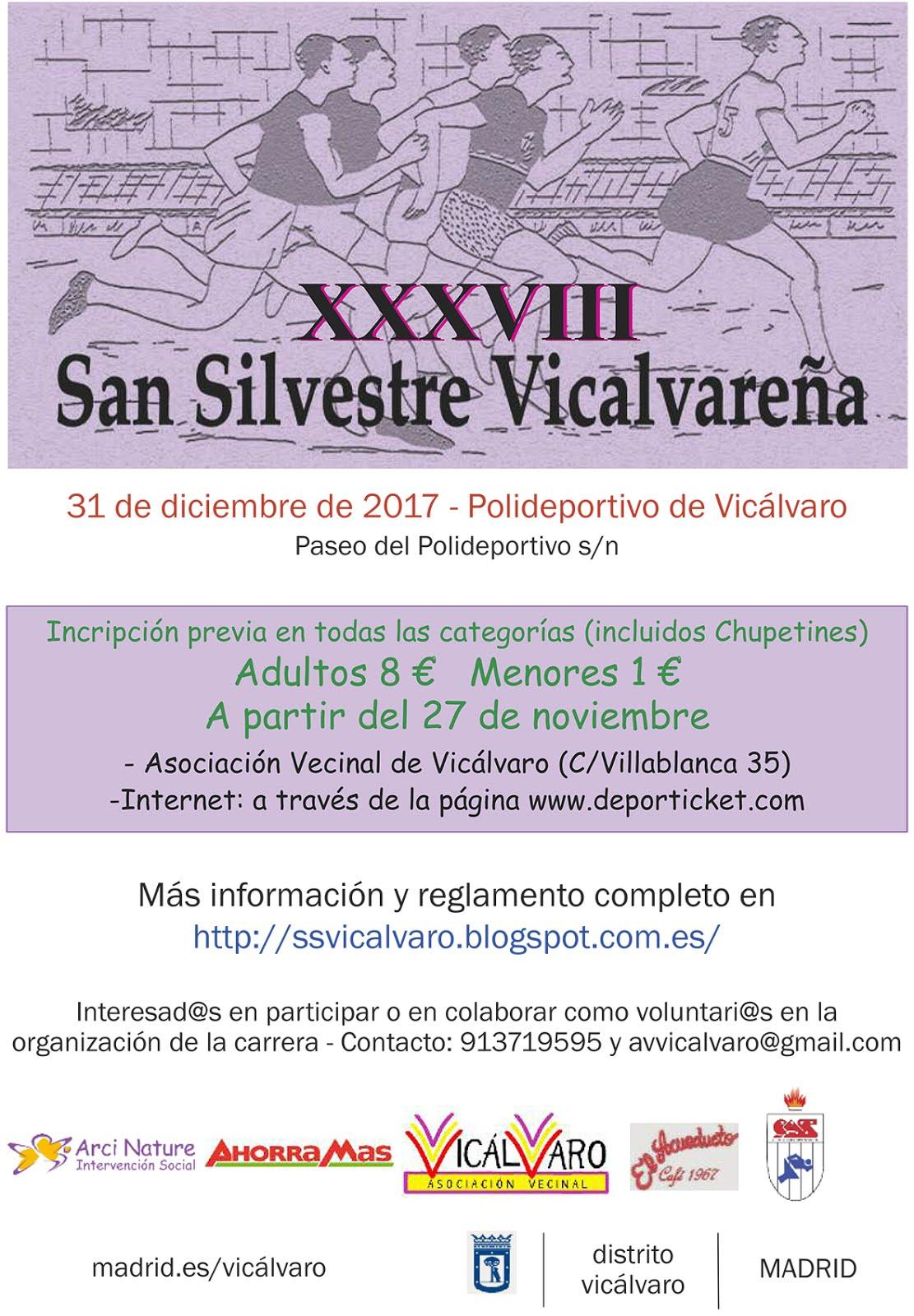 San Silvestre Vicálvaro