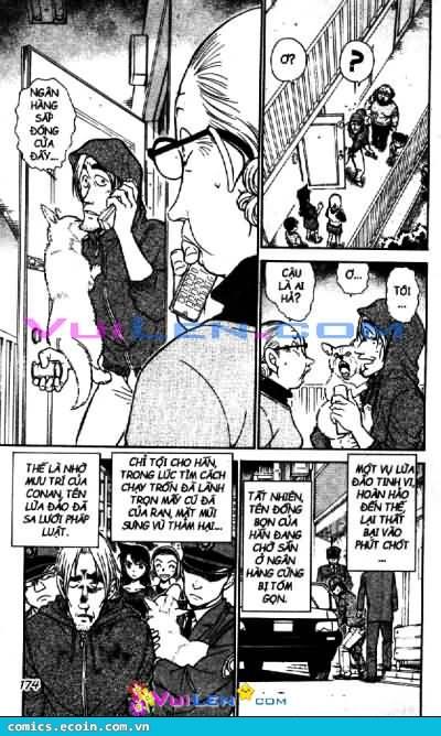 Detective Conan - Thám Tử Lừng Danh Conan chap 586 page 10 - IZTruyenTranh.com