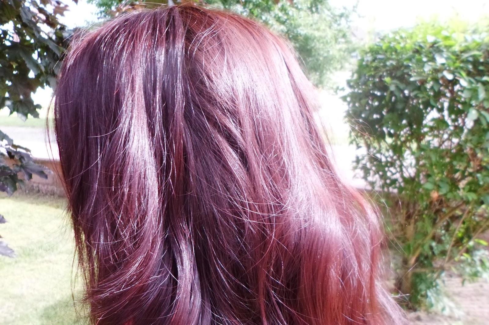 Henné Violet joséphine au natur'elle: un henné toutes les semaines pendant 3 mois