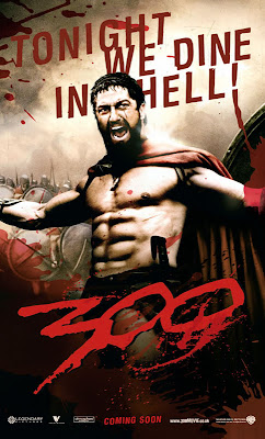 300 (2006) HD Free Download AC3 5.1 [Dual-Audio][English-Hindi]