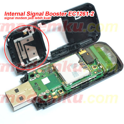 Internal Signal Booster