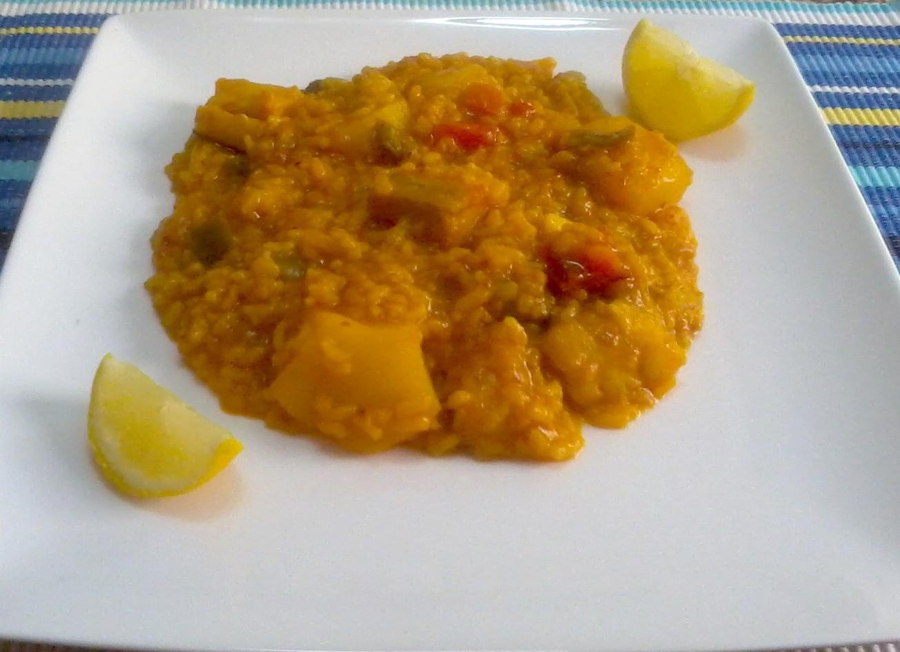 Inmacocinillas arroz con bacalao en la olla gm - Arroz con bacalao desmigado ...