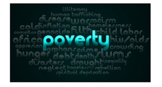 Avoid poverty