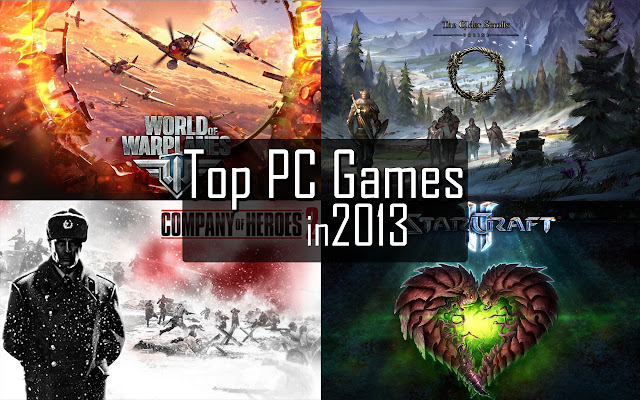 Top 5 PC-exclusives in 2013