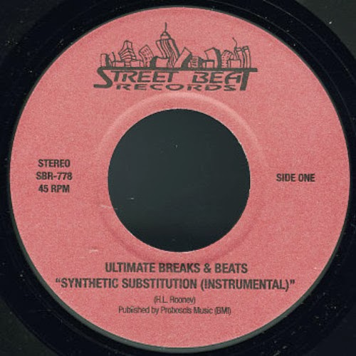 Street Beat - Synthetic Substitution (DJ Butcher Mix)