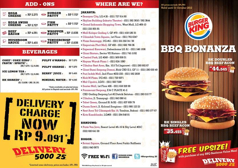Burger King Headquarters Info