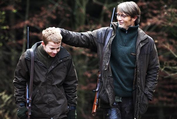 «La caza» mejor película danesa del año