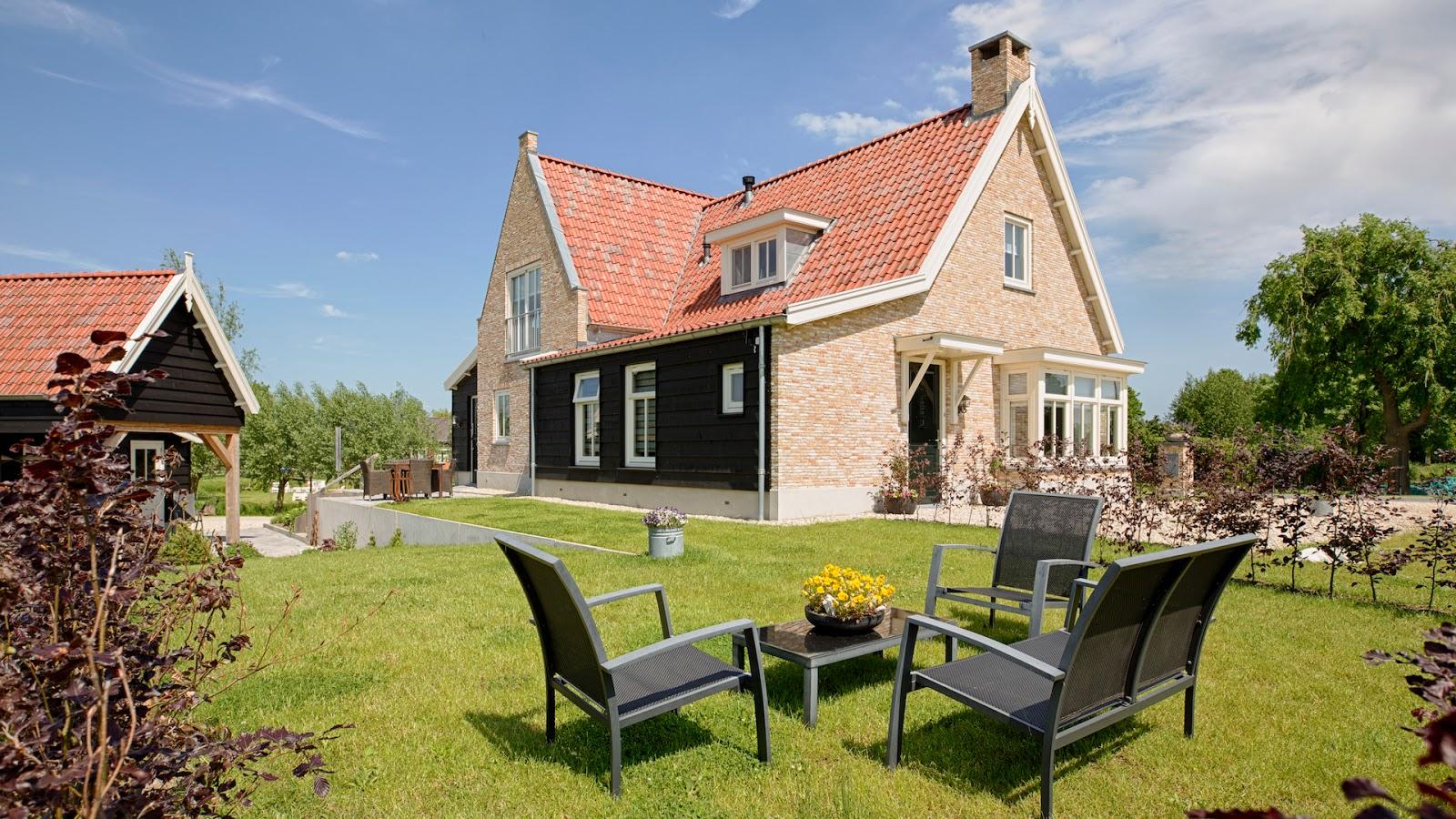 Fotoreportage landelijke woning for Landelijke woning