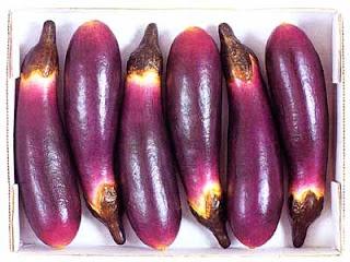 rahasia dibalik warna ungu terong