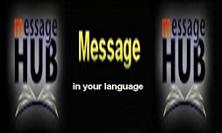 Mensagem HUB