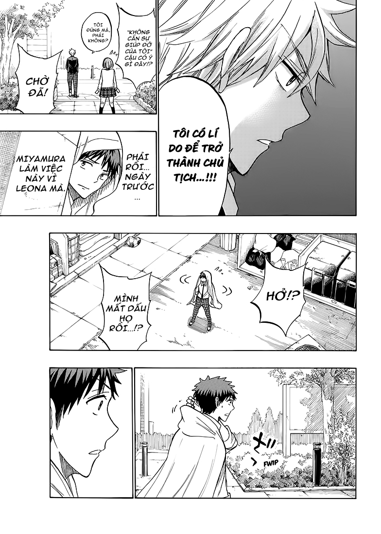 Yamada-kun to 7-nin no majo chap 212 Trang 21 - Mangak.info