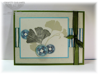 Crafty Colonel Donna Nuce, Club Scrap Transformations Embellishment Kit, Notecard