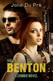 BENTON, Volume #3 COMING SOON!