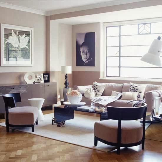 Interior Rumah Art Deco 2016