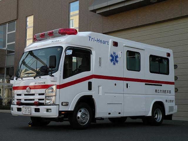 Gambar Mobil Ambulance 15