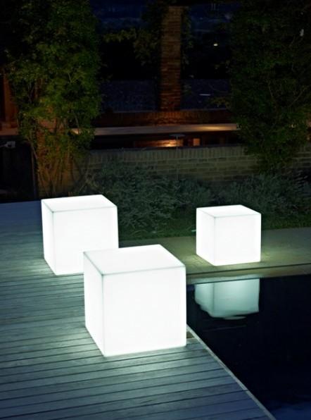 Macetas luminosas - Macetas con luz baratas ...